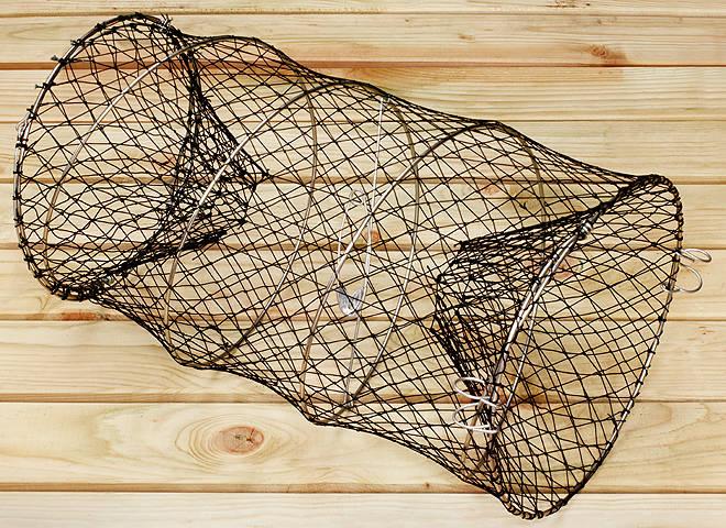 Сделай сам своими руками ловушку для рыбы