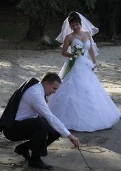 Свадебное платье напрокат от самой счастливой невесты!