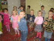 Детские дни рождения в Днепропетровске
