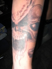 тату (tattoo Ink Heart)