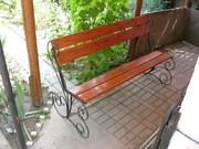 Продам парковую скамейку