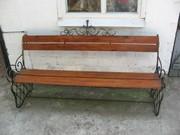 Продам садовую скамейку