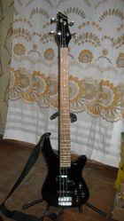 Продам Santander бас-гитару