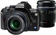 Olympus E420 / Olympus E-420Double Kit 14-42 mm & 40-150 mm