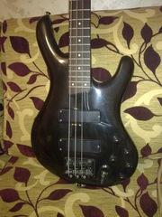 Продаю Бас гитару Ibanez Edb 600