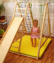 Спорт-комплекс для детей  Кроша