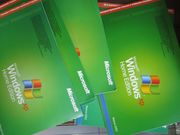 Лицензионный Microsoft Windows XP Home SP1A