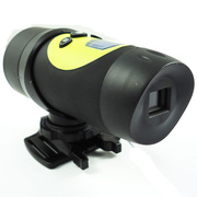 Спортивная водонепроницаемая HD экшен камера
