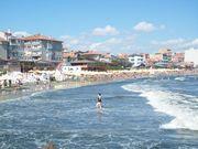 Недородой летньiй отдьiх на море в Болгария, Поморие