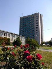 Отдых на берегу Азовского моря в санатории Лазурный