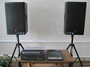 Комплект звука Dunacord