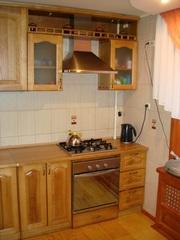 Кухни эконом класса из натурального дерева без МДФ и ДСП под заказ