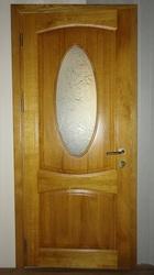 Межкомнатные двери из натурального массива дерева на заказ в Запорожье