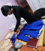 курс кройки и шитья,  женской,  детской,  мужской одежды
