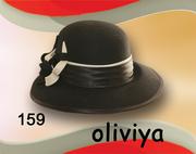 Гарні демісезонні капелюшки,  кепі,  берети