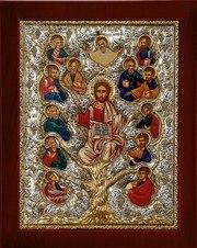 Афон. Православные  иконы и церковная утварь из Греции