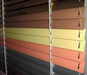 Горизонтальные жалюзи  - вся палитра цветов от производителя
