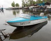 Металлическая лодка Неман 2 1989'