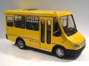 Стекло лобовое автобус БАЗ Дельфин