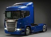 Стекло лобовое Scania 114 4 serie Скания 4 серия