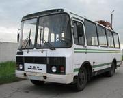 Стекло лобовое ПАЗ 3205 PAZ