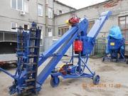Зернометатели ЗМ-80У,  ЗМ-100