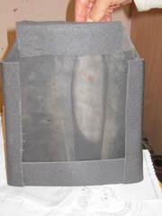Изготавливаем бронепластины для бронежилетов.Класс 5.Возможен отстрел