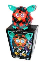 Furby Фёрби Красные звезды оригинал интерактивный питомец дешево