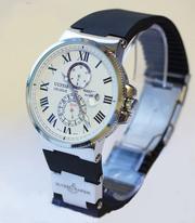 Ulysse Nardin Maxi Marine Chronometer black