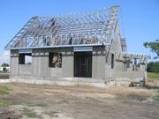 Каркасное строительство - ЛСТК,  производство оцинкованного Z,  U,  C,  L
