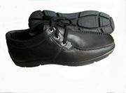 Стильные ботинки мужские кожаные демисезонные. Качество. Низкие цены.