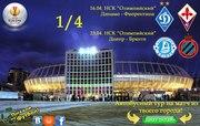 Поездка на матч Динамо - Фиорентина