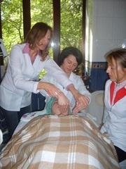 Практические Курсы массажа