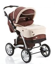 Продам детскую коляску Geoby C705-Х-RCAM бу,  Запорожье