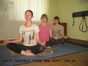 Йога,  индивидуальные и малогрупповые занятия в Запорожье.