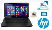 Ноутбук HP-250 G3 (J4T80ES) новый