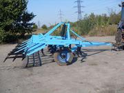Культиватор причіпний універсальний КПУ-4