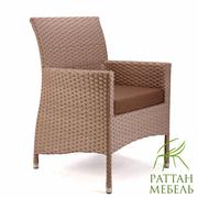 Плетеная мебель из ротанга,  Кресло Капри