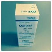 ОКСИтест  — определение бактериальной цитохромоксидазы.