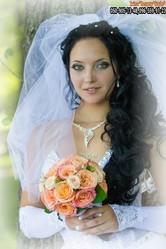 Свадебные,  вечерние прически,  макияжи,  наращивание ногтей,  ресниц!