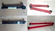 НОВЫЕ пружины ВАЗ,  ЗАЗ,  lanos,  реактивные тяги(штанги),  стабилизатор