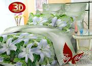 Двуспальное постельное белье недорого,  Полисатин PS-BL08