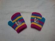 Продам детские рукавички