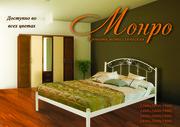 Металл кровати современным оригинальным дизайном !!!
