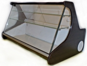 Витрина холодильная   настольная с двумя стеклами новая.