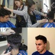 Курсы парикмахеров. Обучение парикмахера.