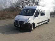 Пассажирские перевозки по Украине и СНГ
