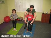 Оздоровительно – развивающая спортивная секция для детей в Запорожье