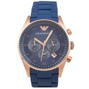 Мужские статусные часы Armani AR5806 Blue