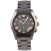 Мужские часы Armani Ar1416 Black Ceramic